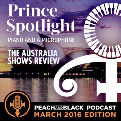 Peach & Black